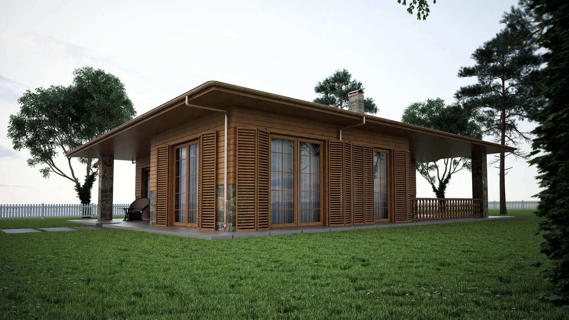 3404 Ecological Village Muratli Residential
