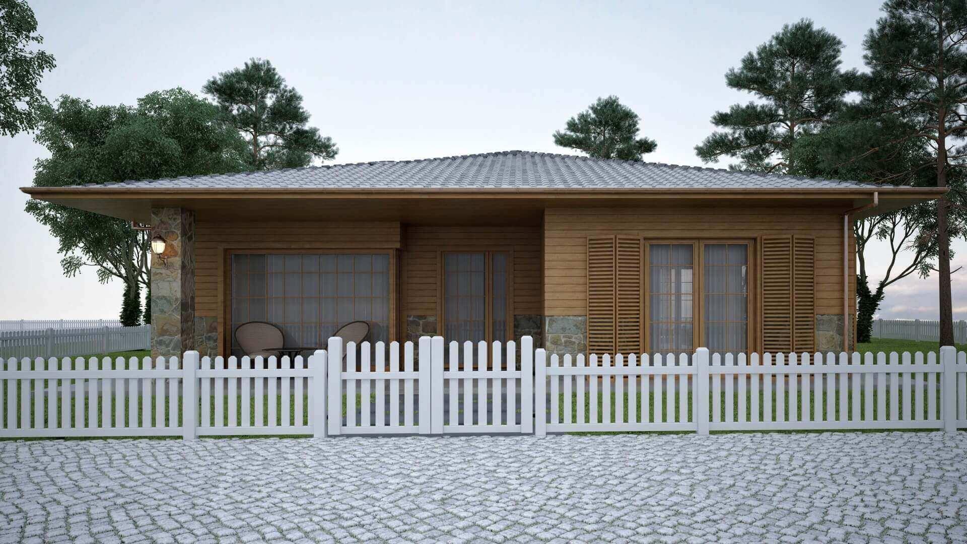 3406 Ecological Village Muratli Residential
