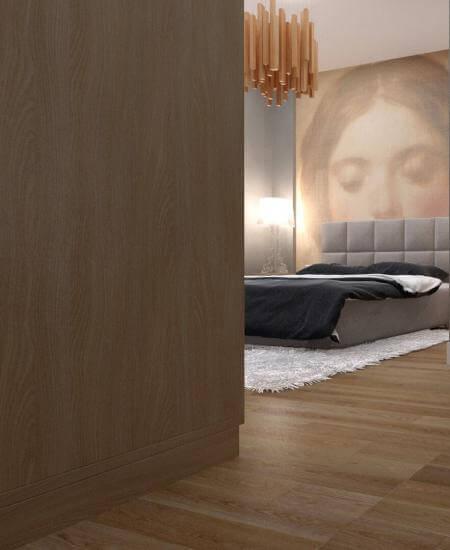Natamam home interior design  M. Kavacik Flat Residential