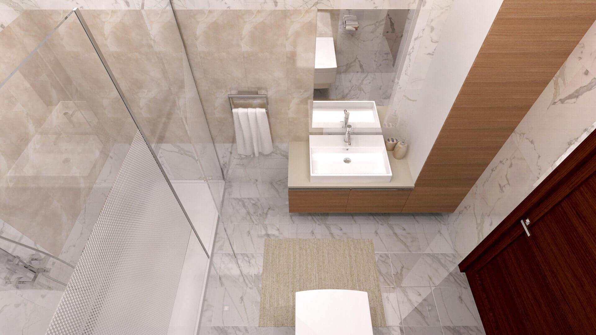 House interior decoration 3421 M. Kavacik Flat Residential