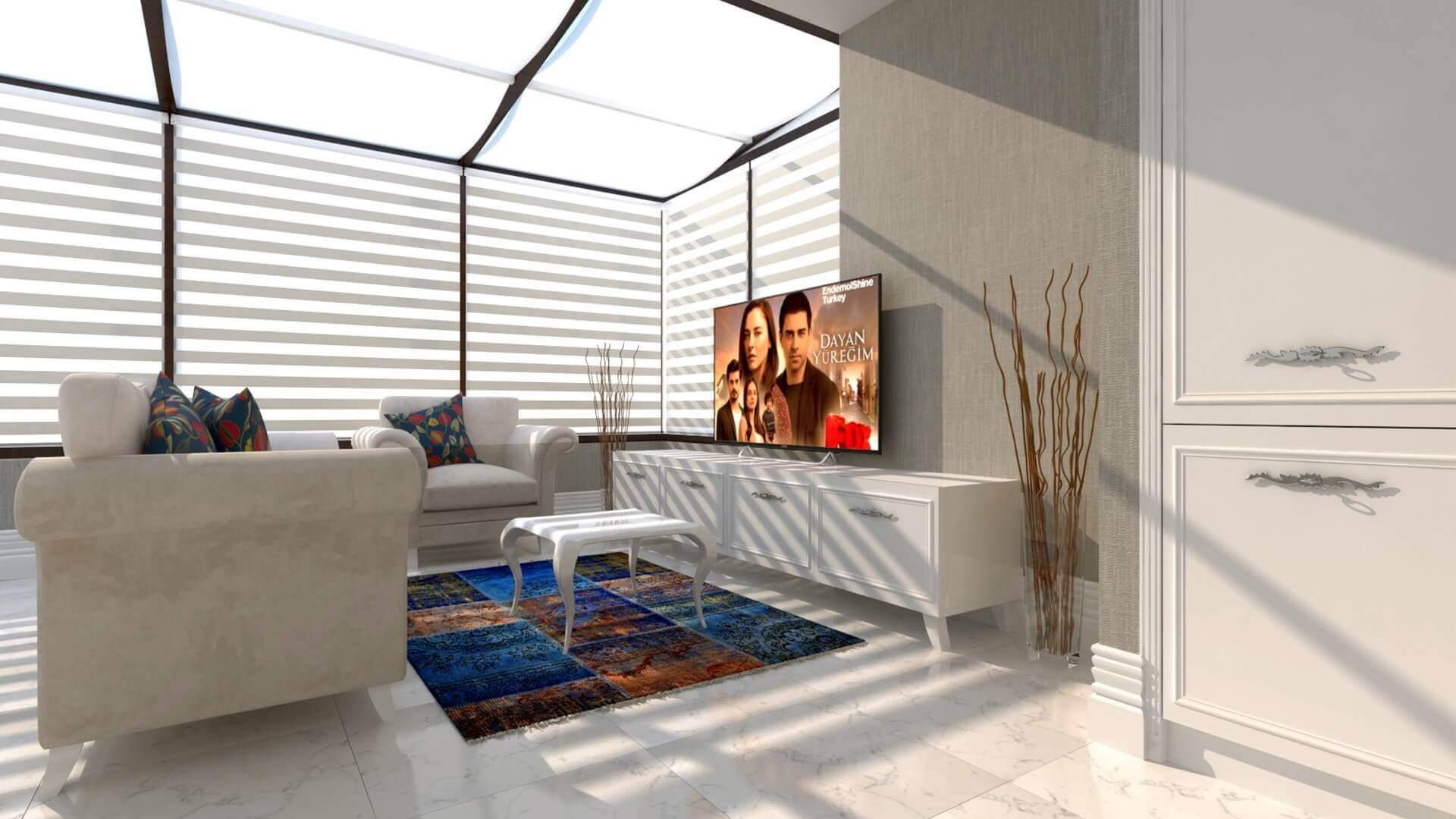 Ballıkpınar 3427 Aslan House Residential