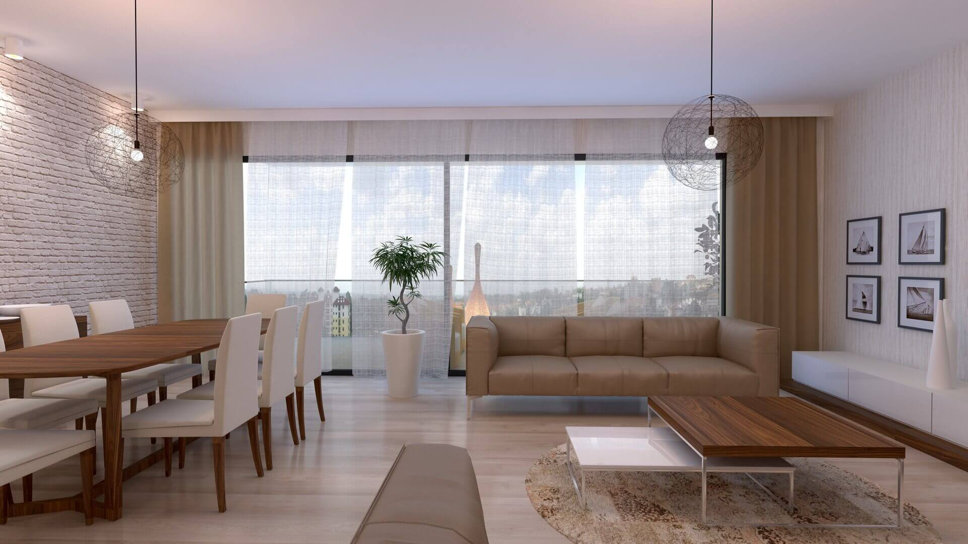 flat decoration 3470 Signature Residence Residential