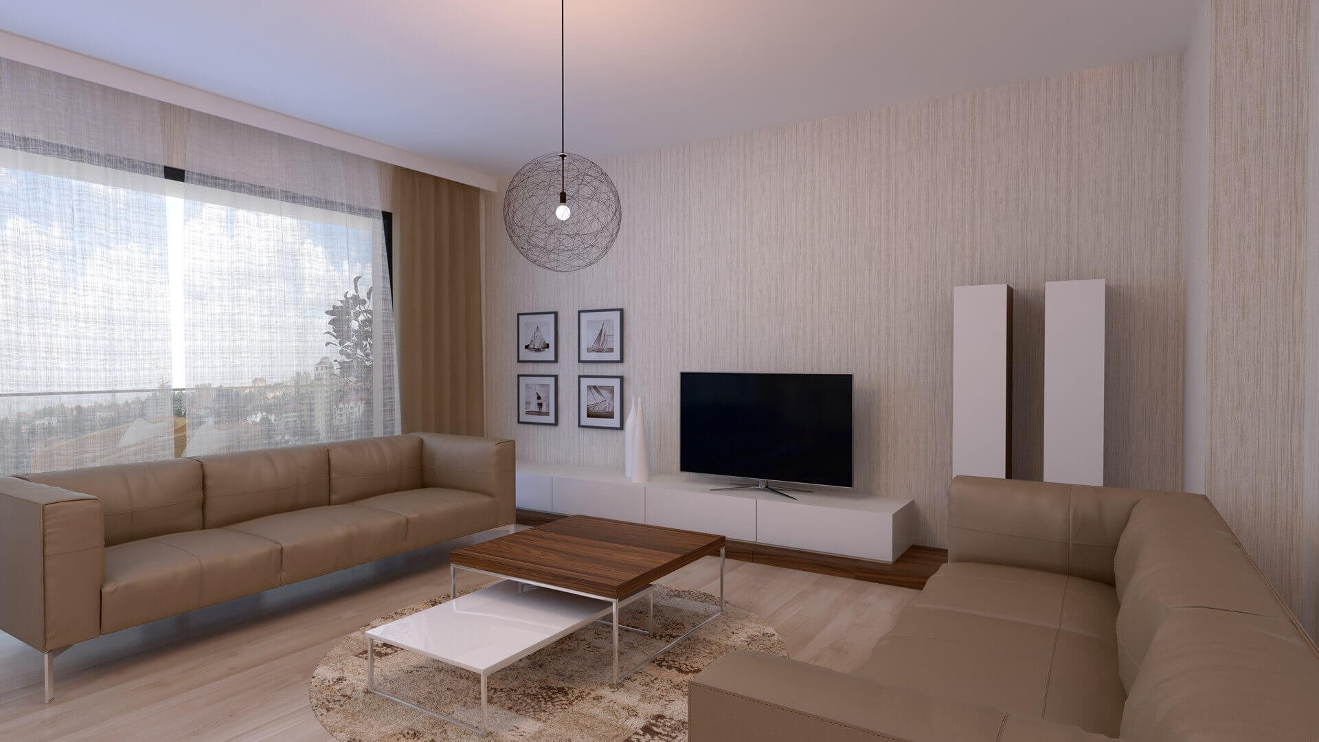 House interior decoration 3471 Signature Residence Residential