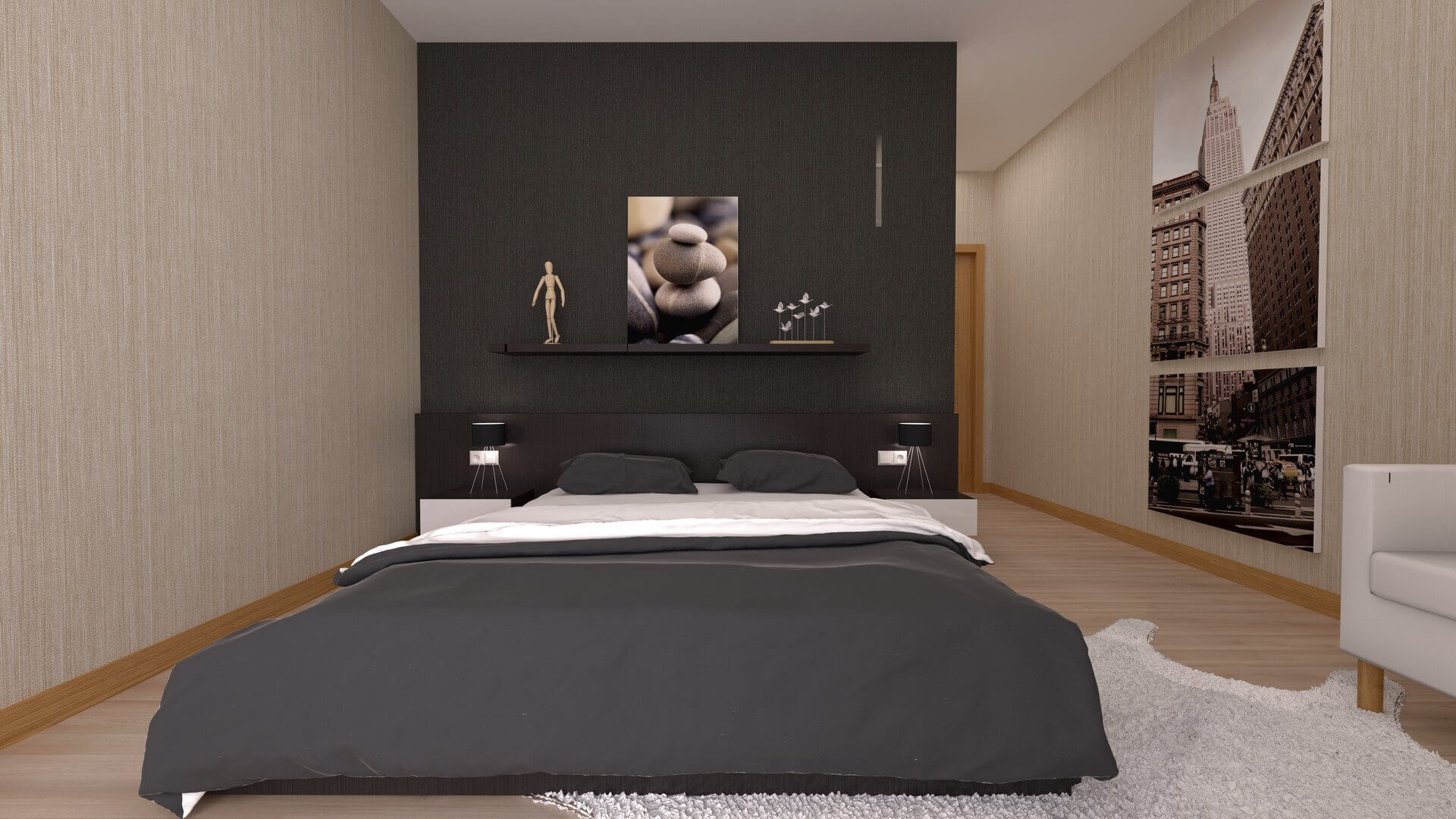 flat decoration 3475 Signature Residence Residential