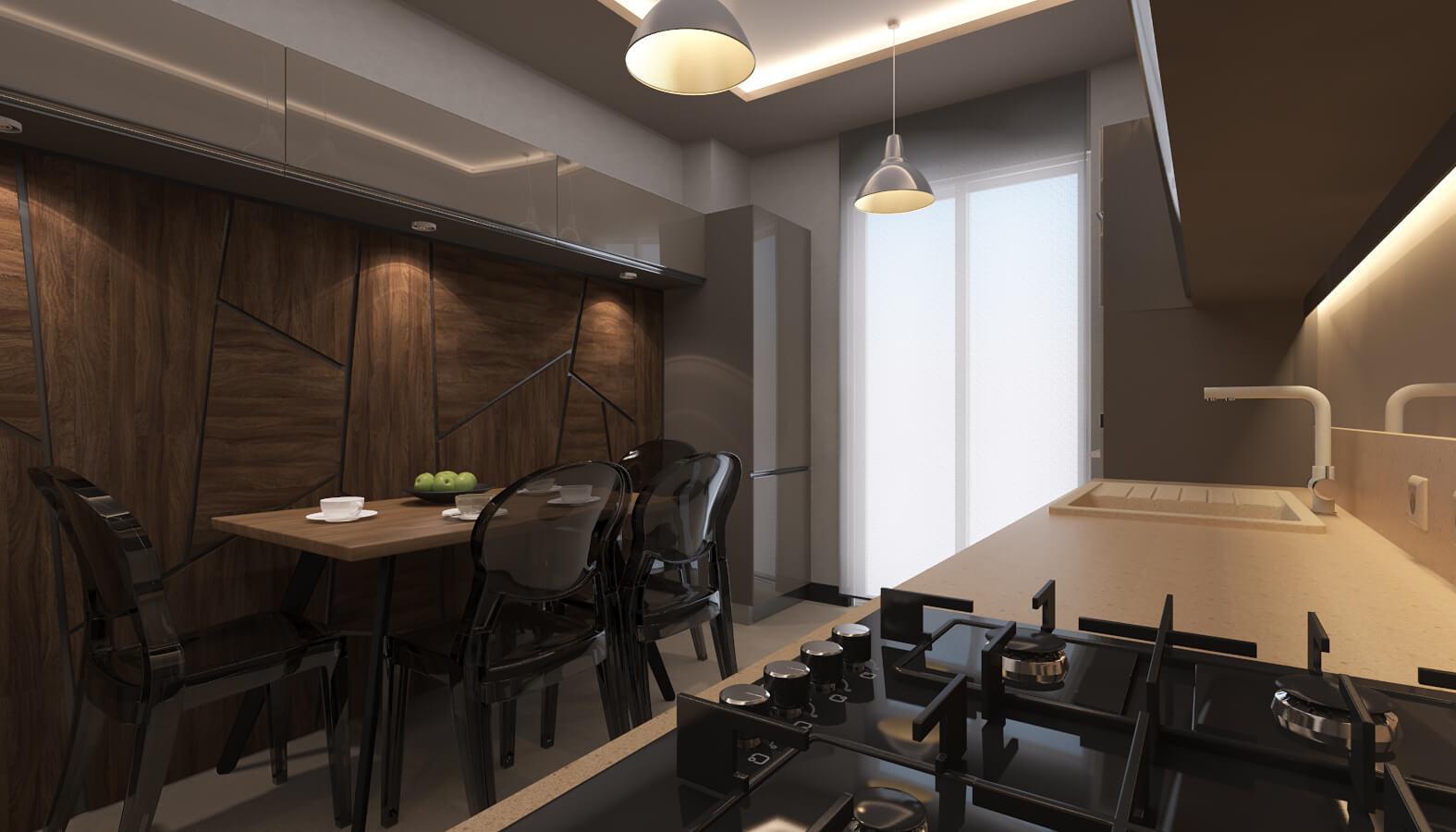 Sinpaş Altınoran 3493 A. Telli Flat Residential