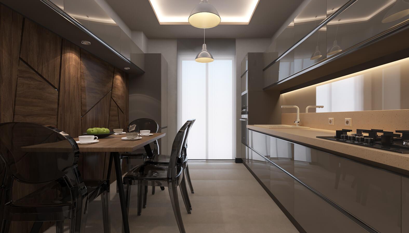 3494 A. Telli Flat Residential