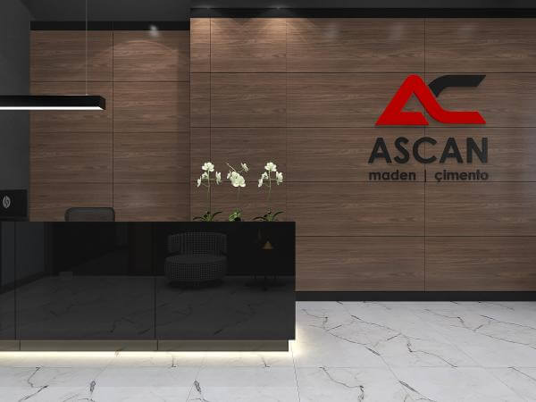 office decoration 3505 Ascan Mine and Cement