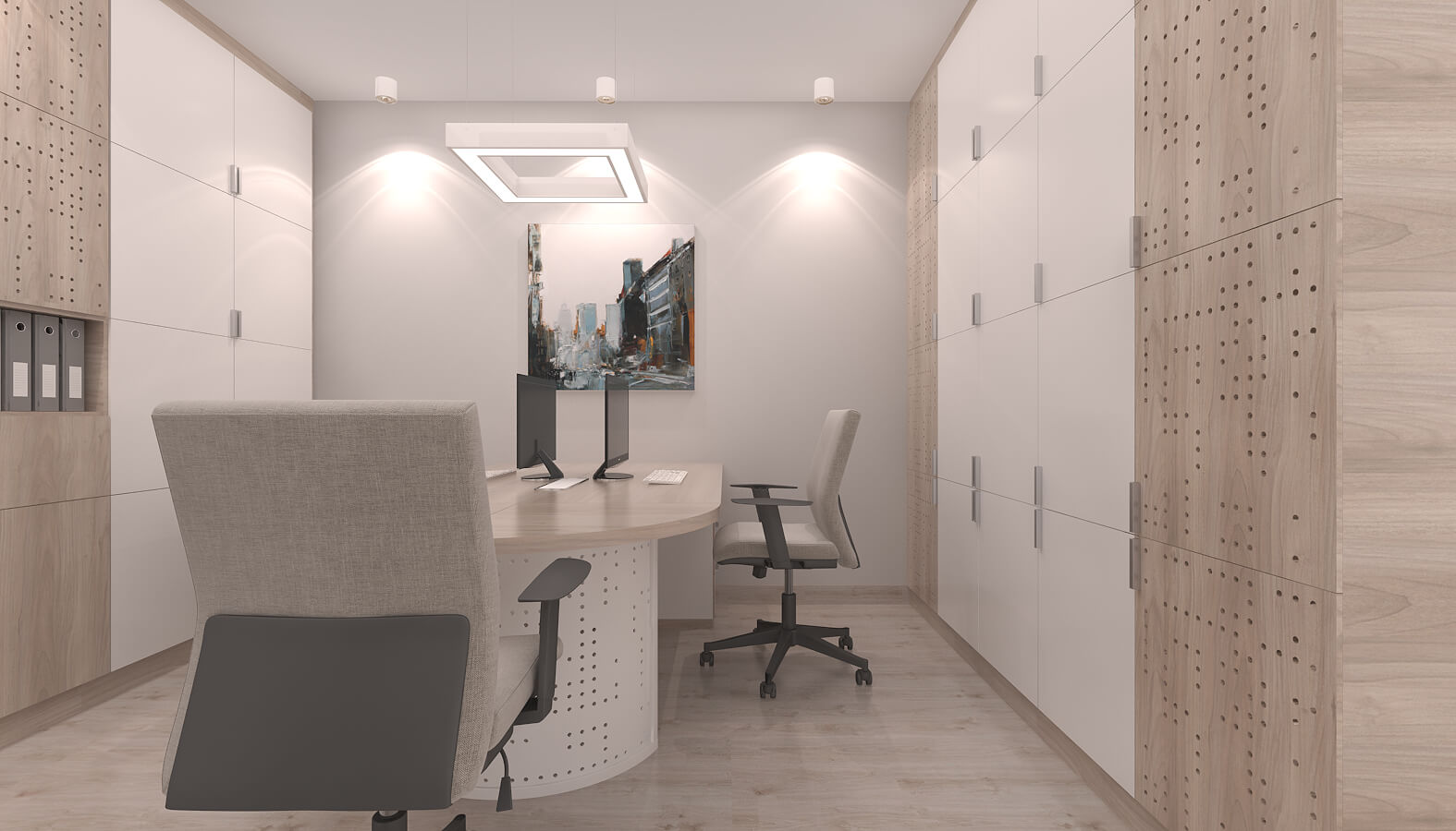 3514 And SPICA Offices
