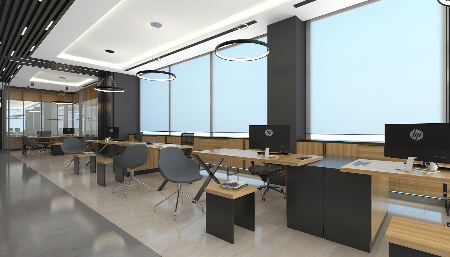 Shop design 3521 2B Energy Retail