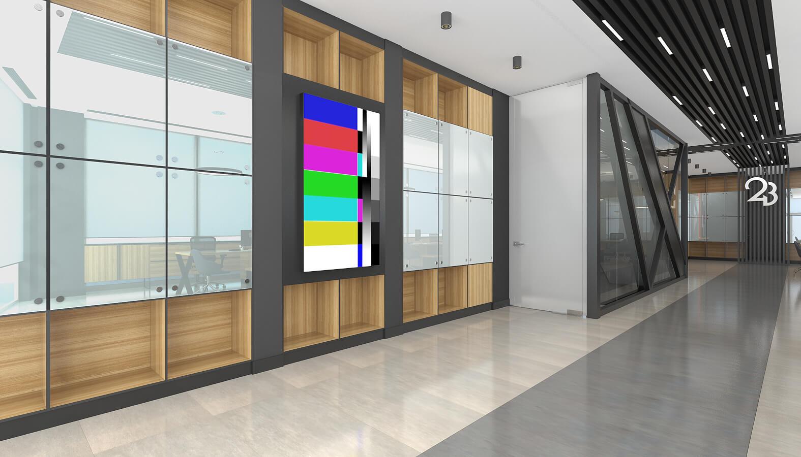 shop design 3525 2B Energy Retail