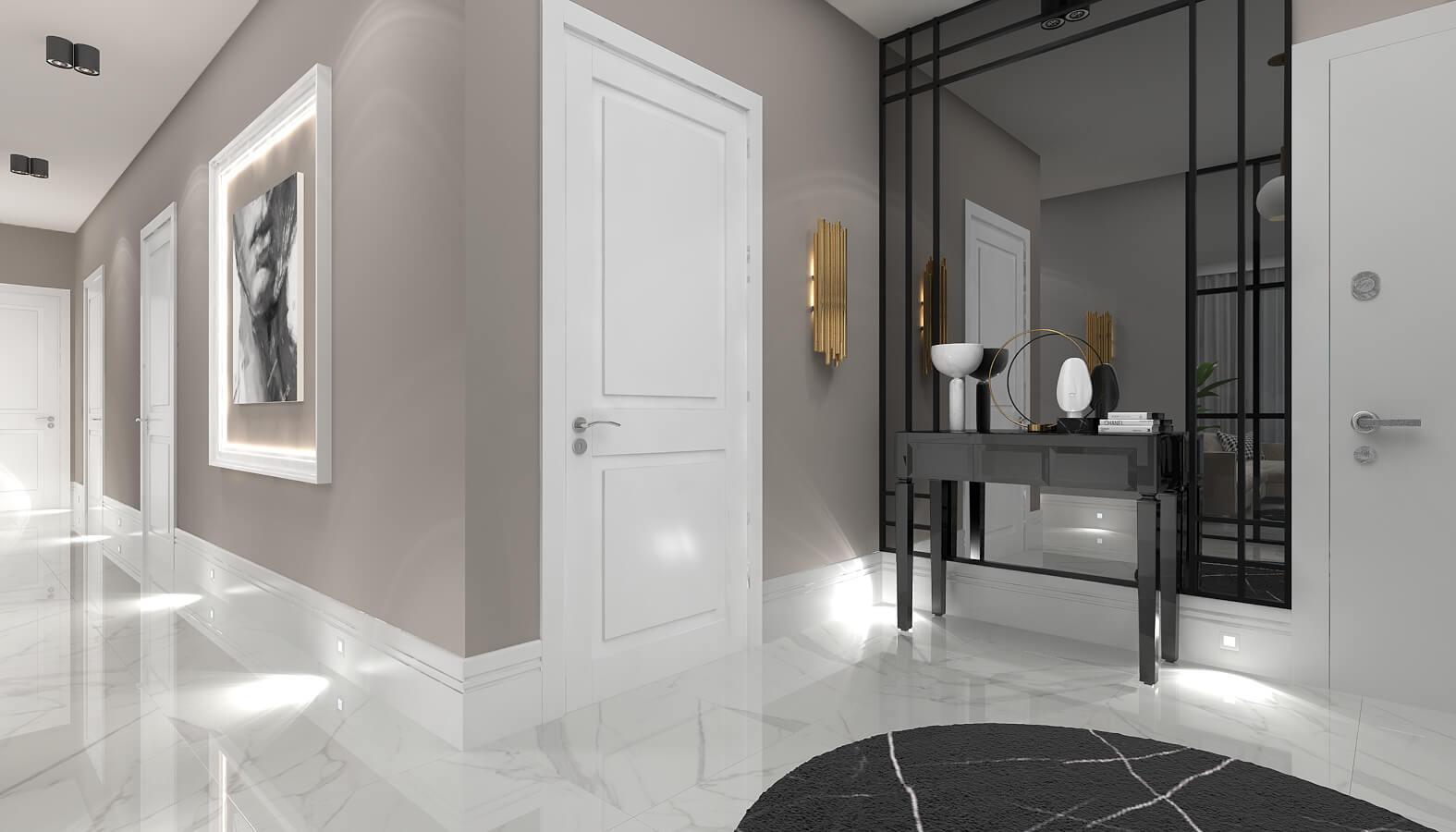 home inspiration 3540 BT Flat Residential