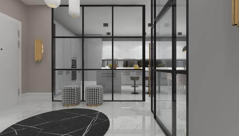 3541 BT Flat Residential
