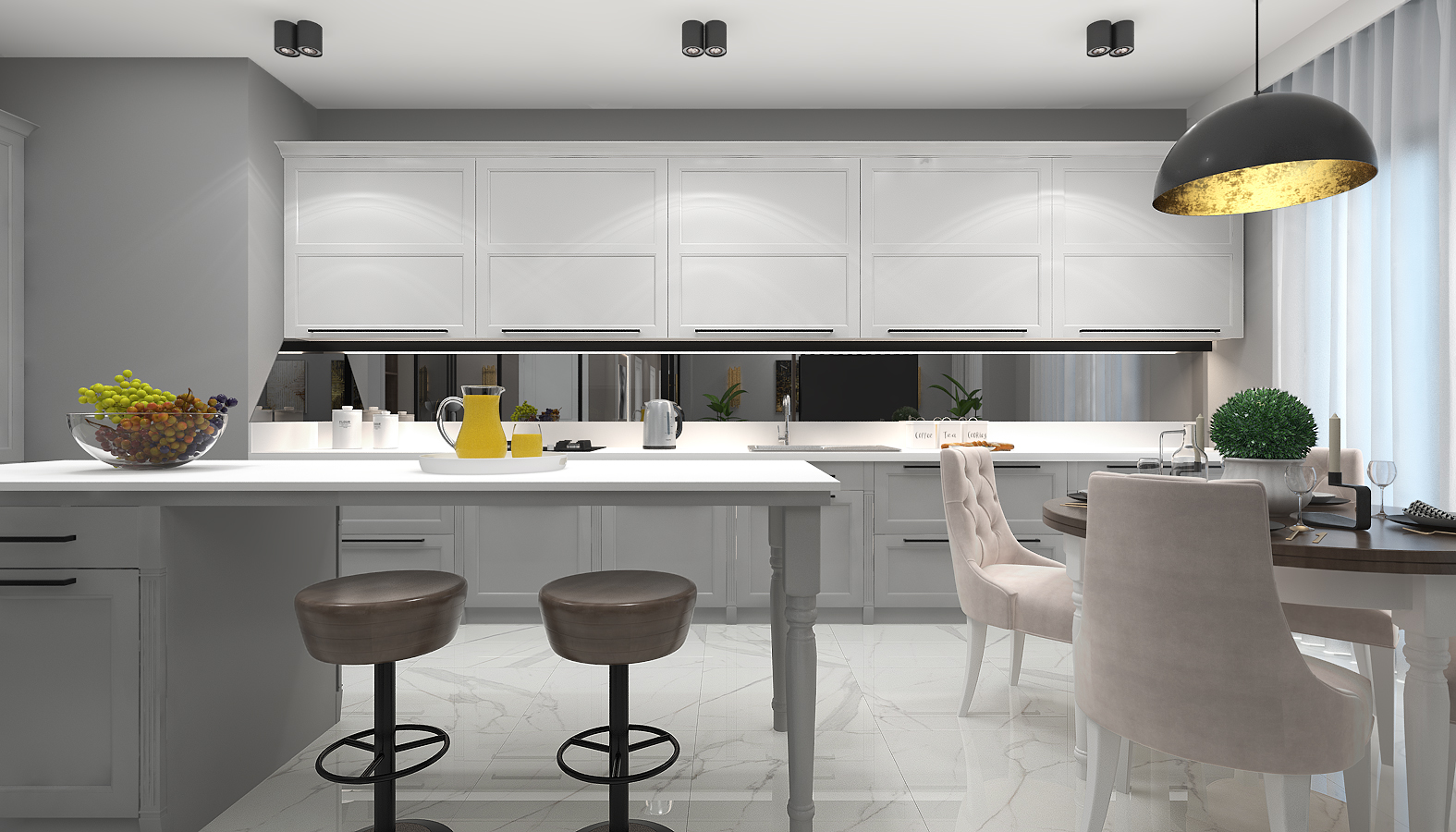 Home Decoration BT Flat