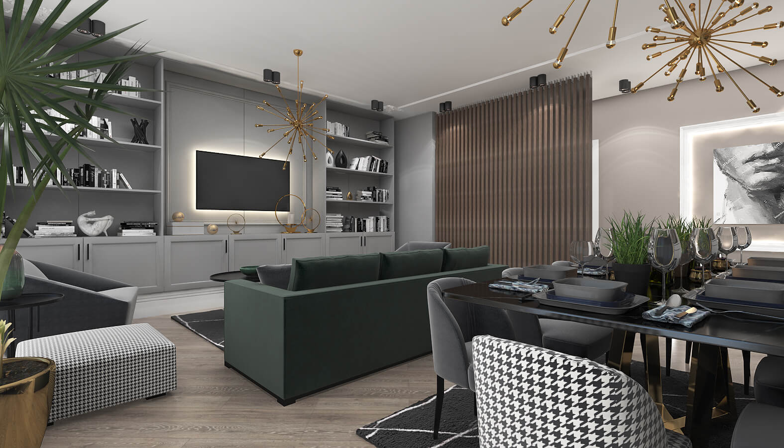 home inspiration 3549 BT Flat Residential