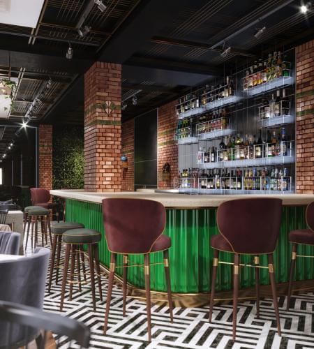 Restaurant design  Dogruer Restaurant Restaurants