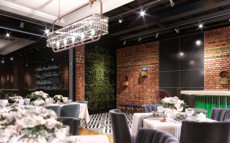 Restaurant design 3571 Dogruer Restaurant Restaurants