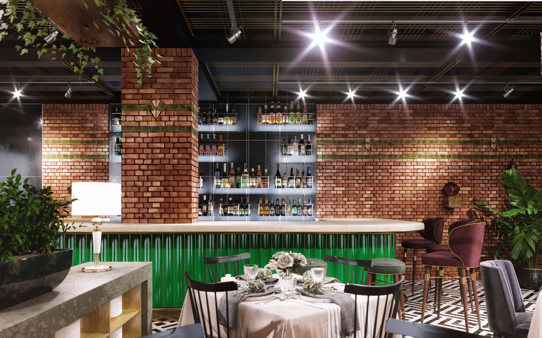restaurant interior design 3573 Dogruer Restaurant Restaurants