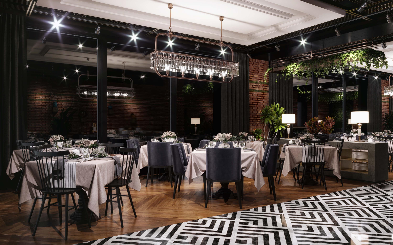 restaurant interior design 3576 Dogruer Restaurant Restaurants
