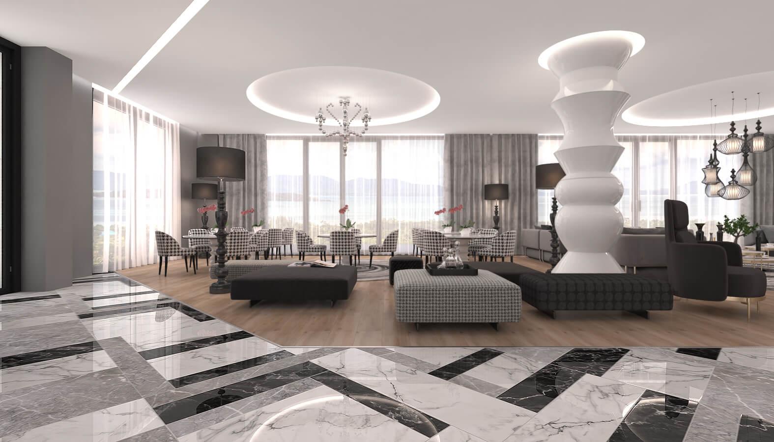 hotel architect 3586 Dogruer hotel Hotels