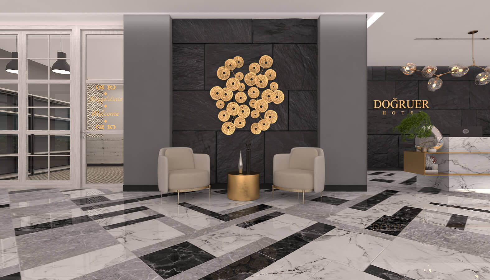 Ören 3587 Dogruer hotel Hotels