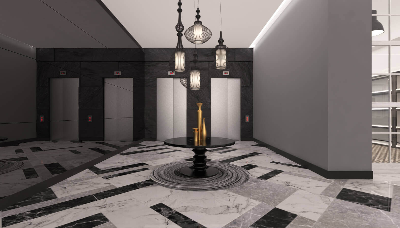 Lobby design 3588 Dogruer hotel Hotels