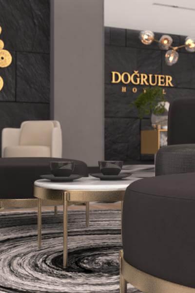Hotel room 3590 Dogruer hotel
