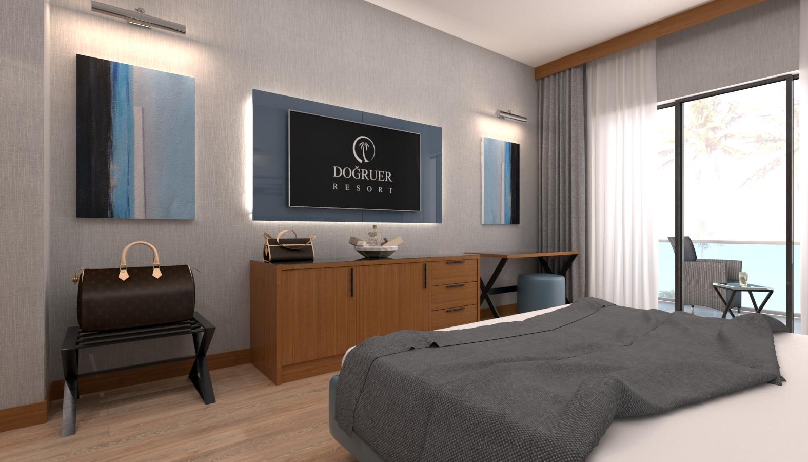 Dogruer hotel, Hotels