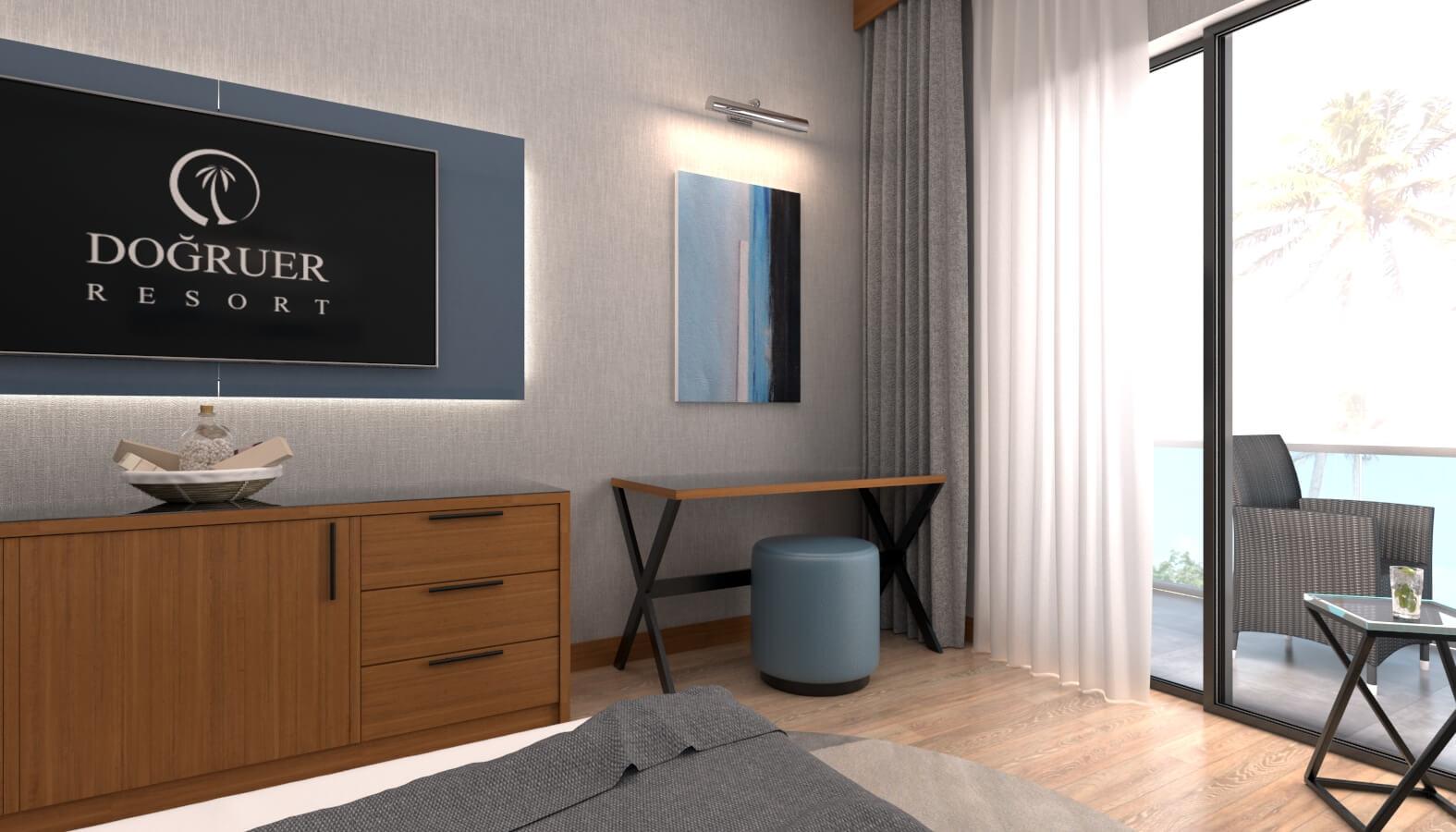 reception design 3608 Dogruer hotel Hotels