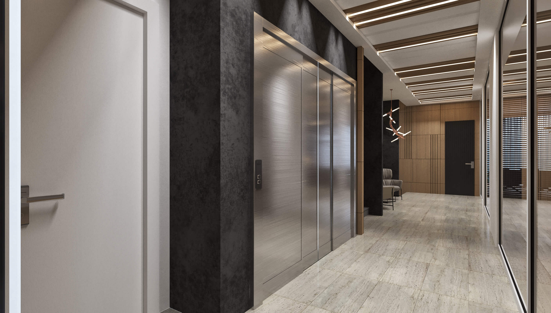 office design 3624 Mc Hidrolik Offices