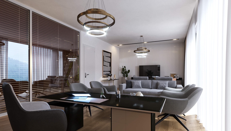 office design 3627 Mc Hidrolik Offices