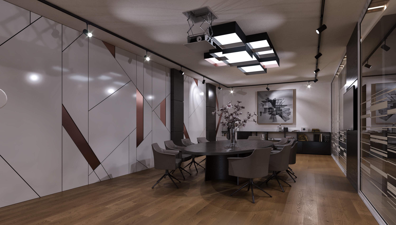 office design 3630 Mc Hidrolik Offices
