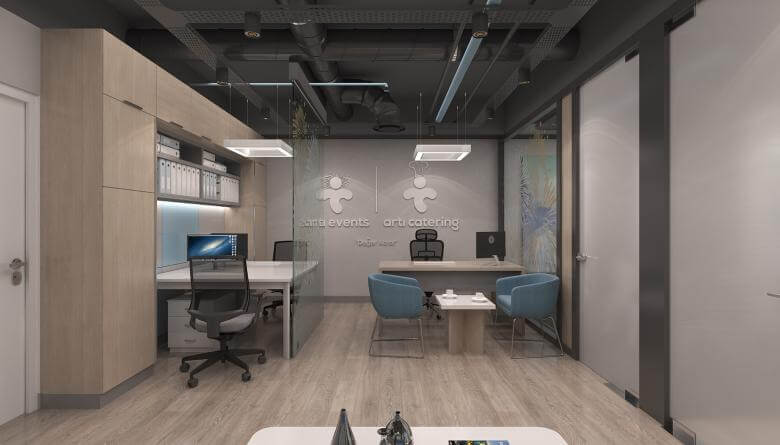 office design 3632 Arti Entegre Offices
