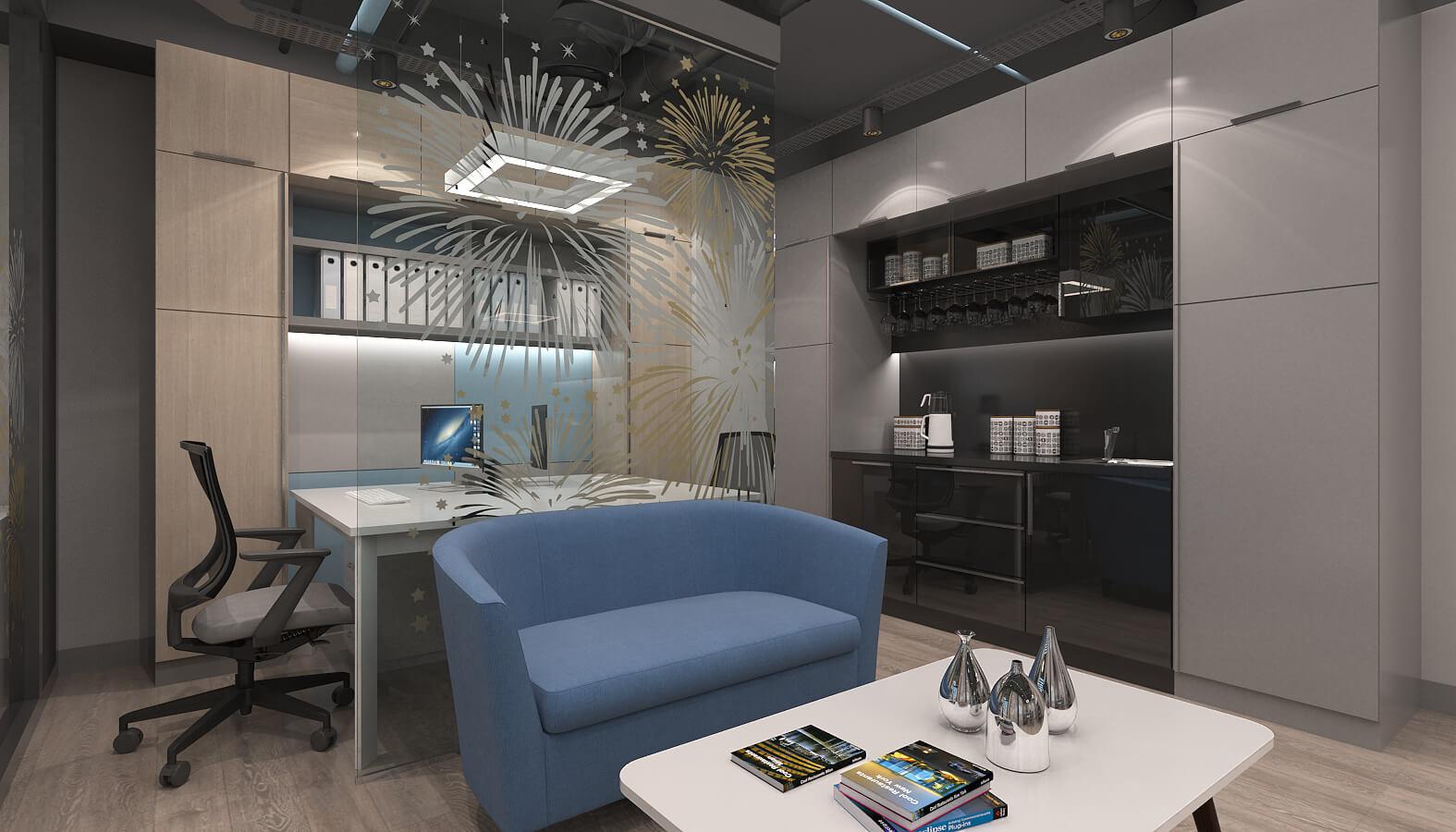 office design 3633 Arti Entegre Offices