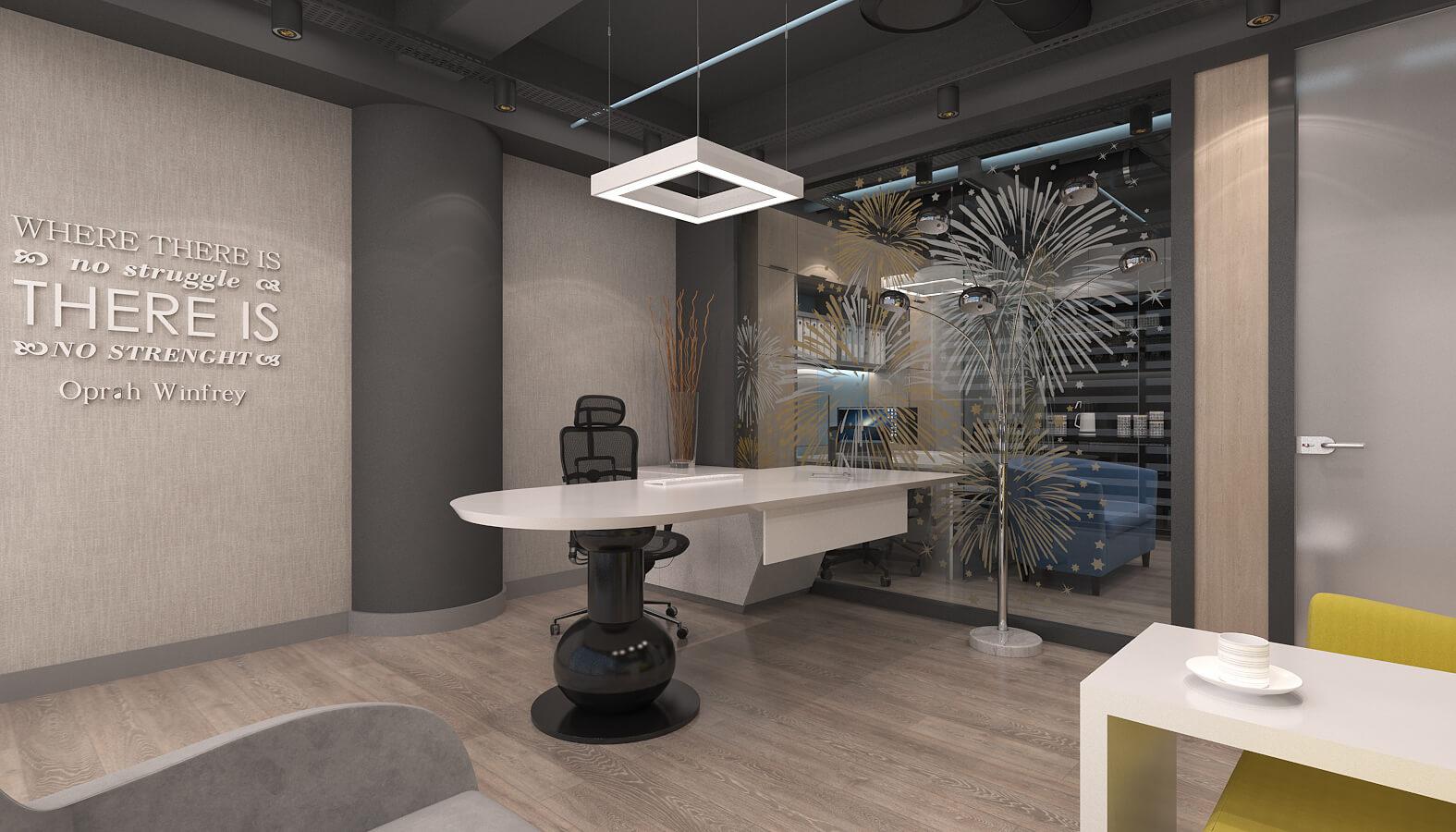 office design 3636 Arti Entegre Offices