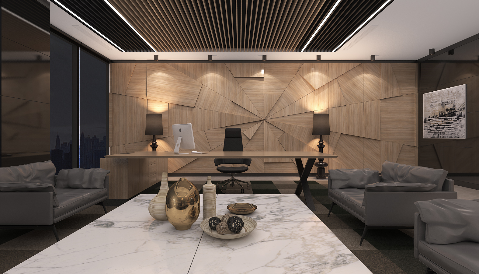 Office Interior Design Decoration Norm