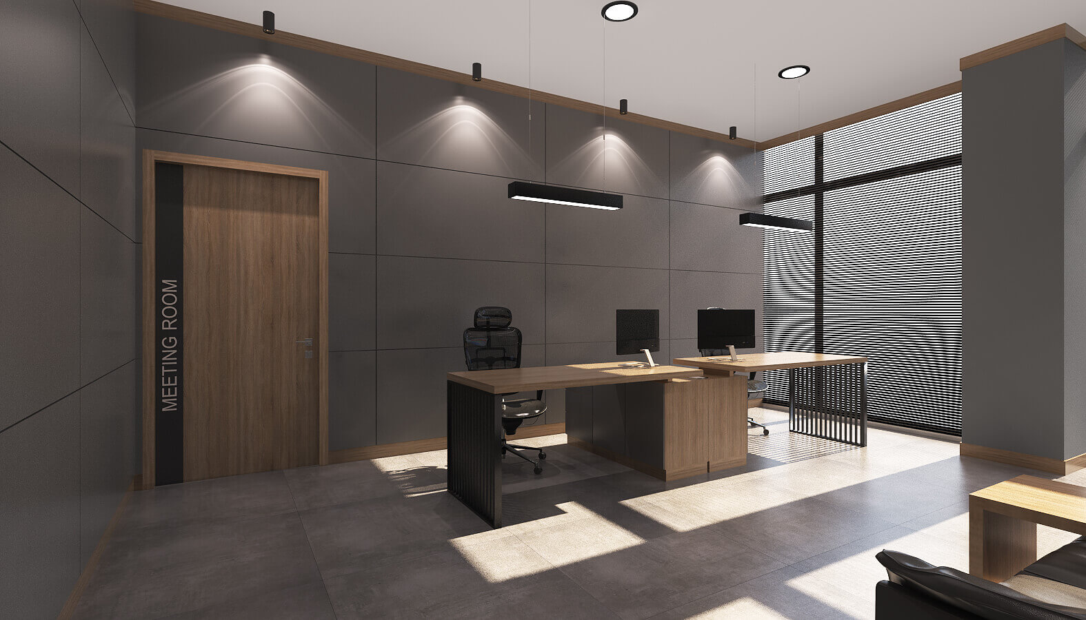 office design 3663 Saygin Defence and Aviation  Offices
