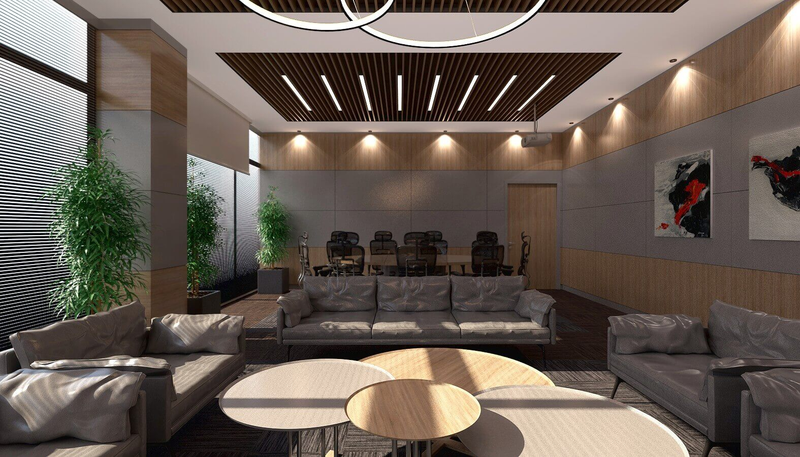 office design 3666 Saygin Defence and Aviation  Offices
