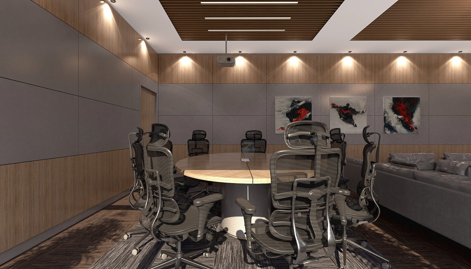 office design 3669 Saygin Defence and Aviation  Offices