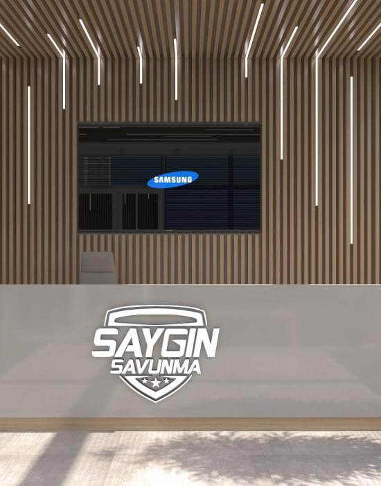 office design 3675 Saygin Defence and Aviation