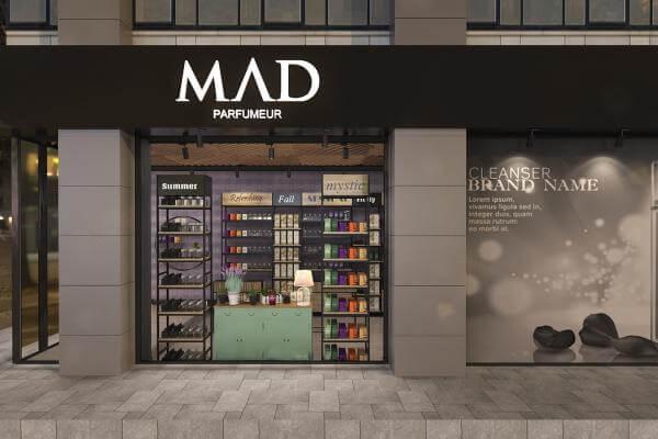 Mad Parfumer Store Retail