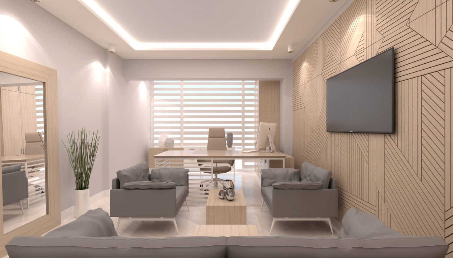 office design 3714 Crystal Dental Lab Offices