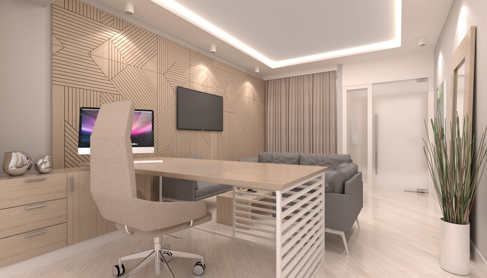 Crystal Dental Lab, Offices