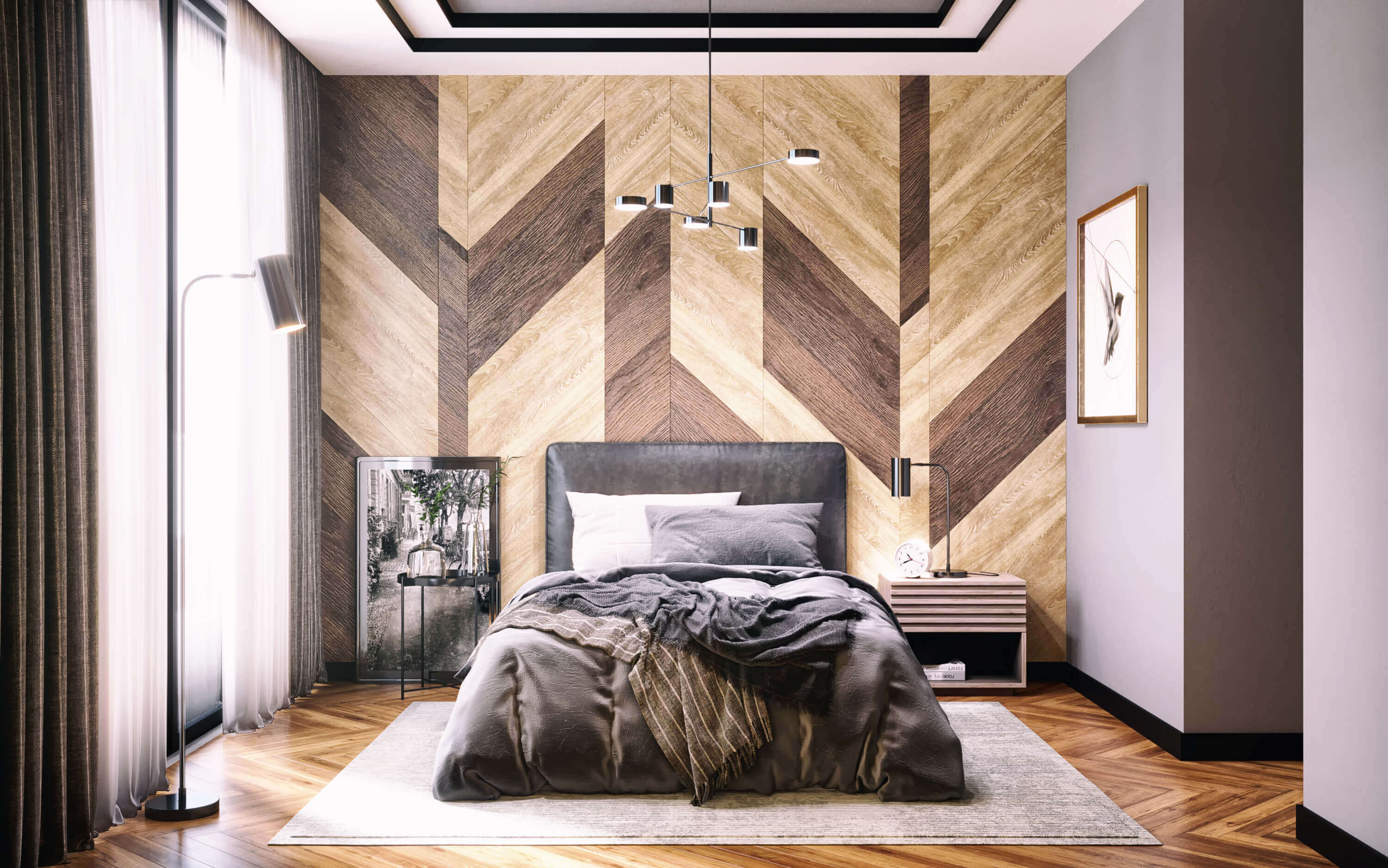 home inspiration 3732 HT Flat Residential