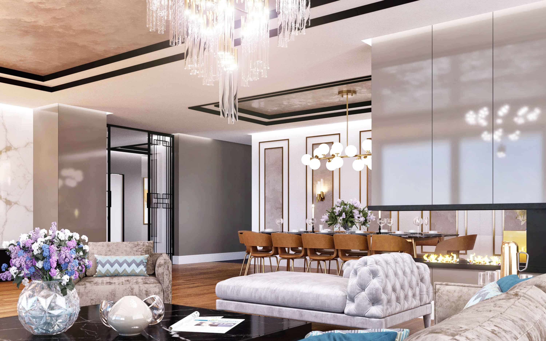 Vantage 3737 HT Flat Residential