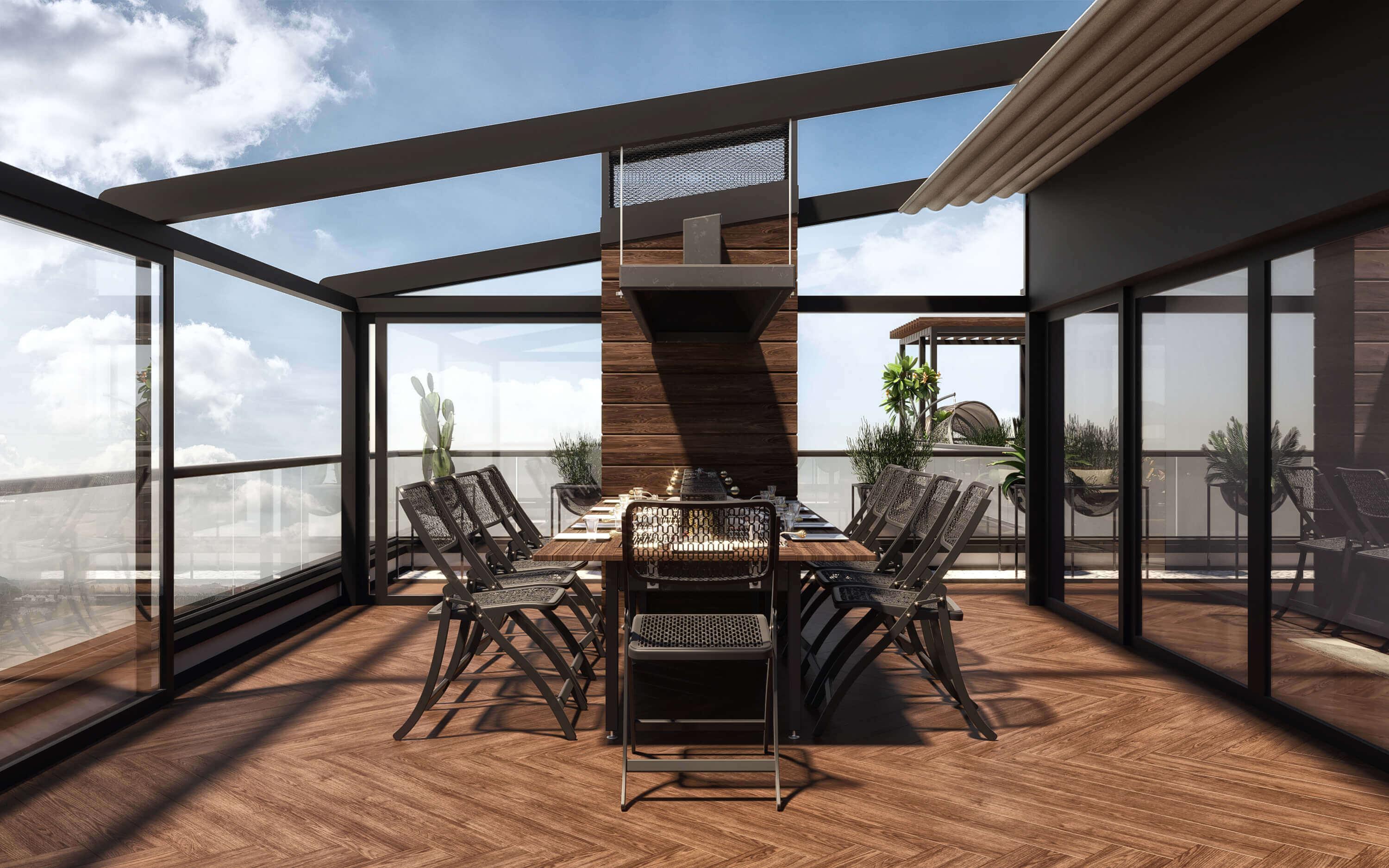 home inspiration 3750 HT Flat Residential