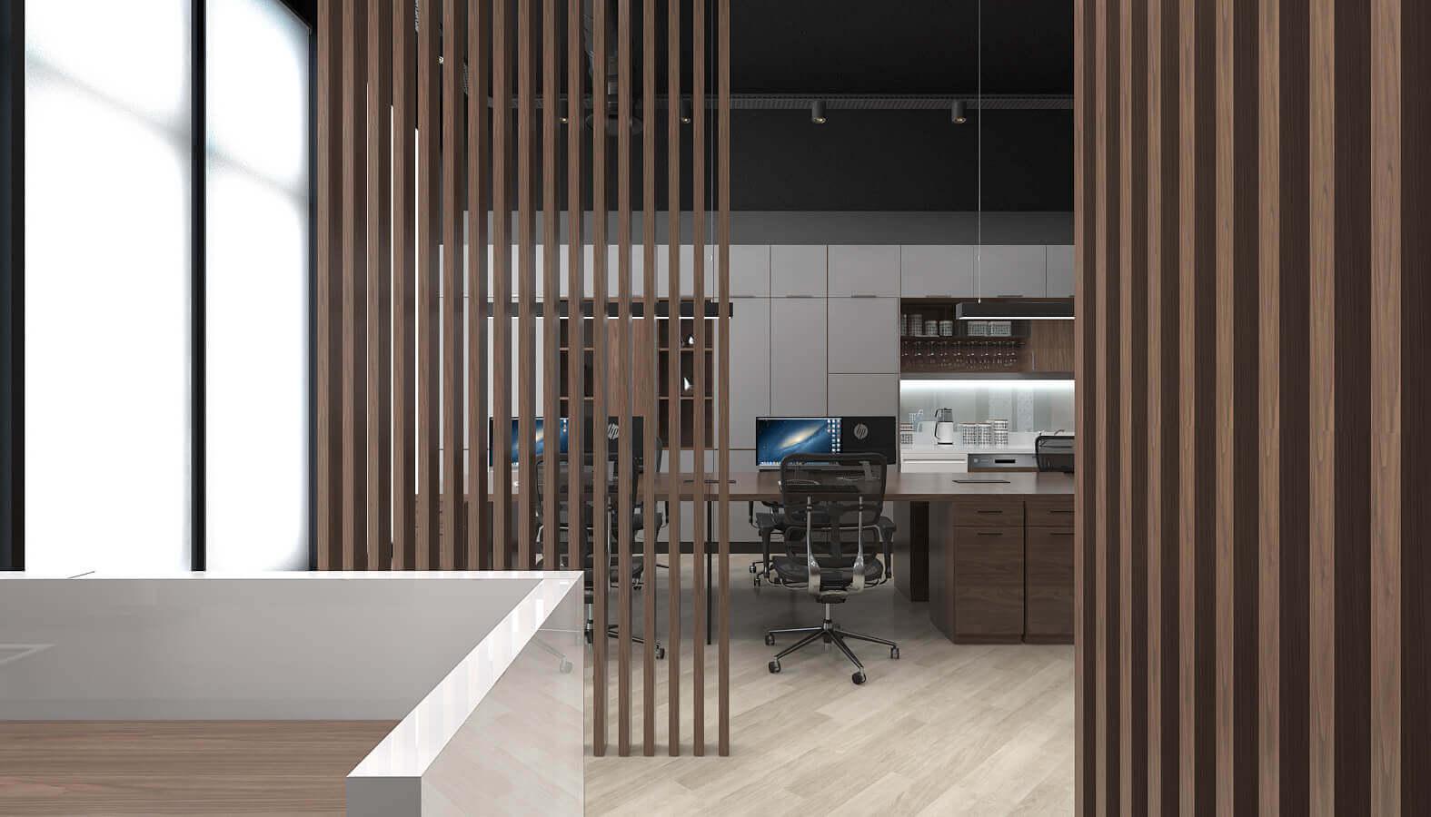 Wc furniture 3771 Tanitek Offices