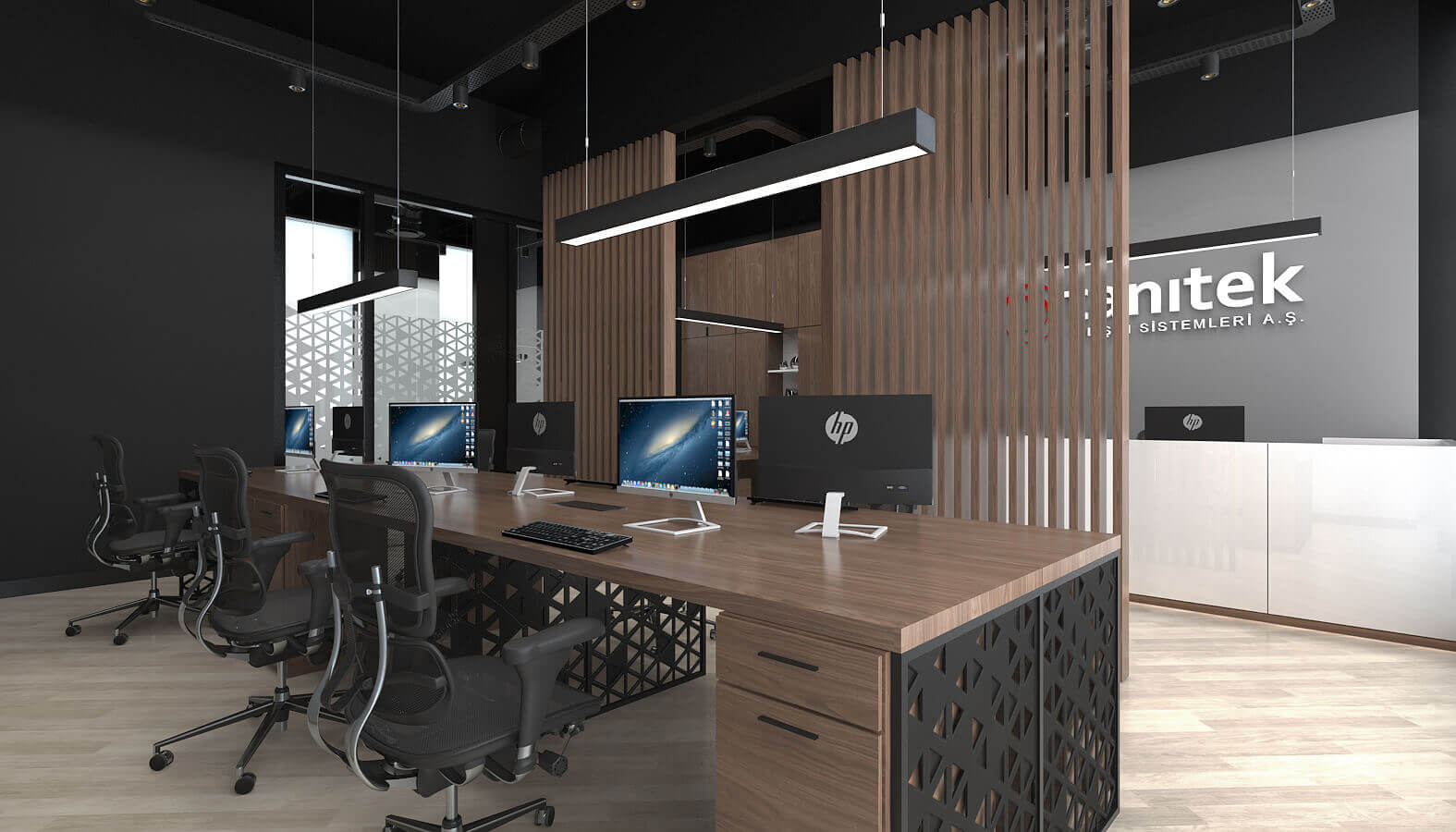 office project  3776 Tanitek Offices
