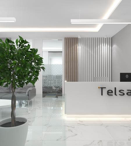 Telsam Telekom Offices