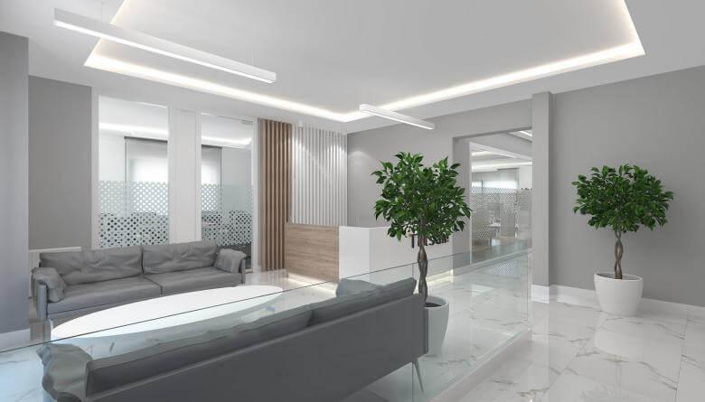 office design 3781 Telsam Telekom Offices