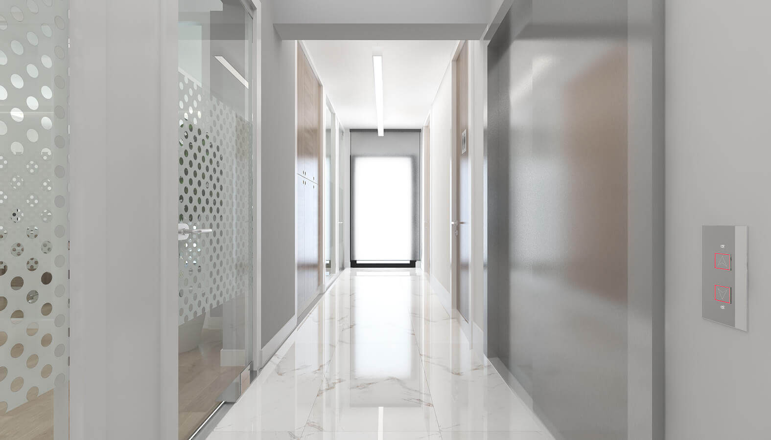 office design 3789 Telsam Telekom Offices